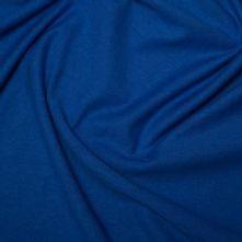 Ex Display Royal Blue Cotton Drill Xtra Large Bean Bag